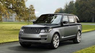 03/2015 Range Rover Sport SV Autobiography