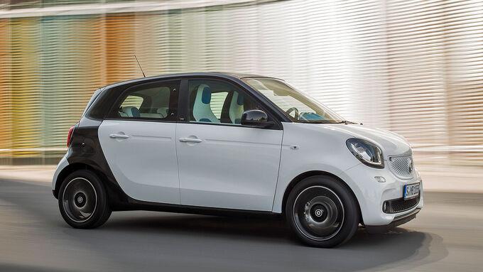 smart fortwo forfour neue motoren f r die kleinwagen auto motor und sport. Black Bedroom Furniture Sets. Home Design Ideas