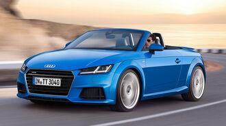 09/2014 Audi TT Roadster