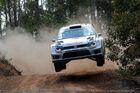 Rallye Australien (Tag 2)