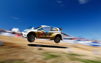 Rallye Australien (Ergebnis)
