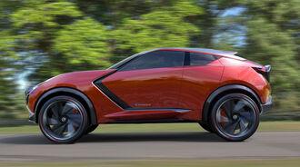 09/2015, Nissan Gripz Concept