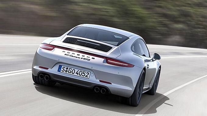10/2014 Porsche 911 GTS Sperrfrist 8.10.