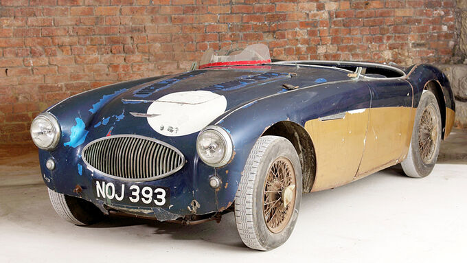 1953-55er Austin-Healey Special Test Car/100S Prototype Sports-Racing Two-Seater