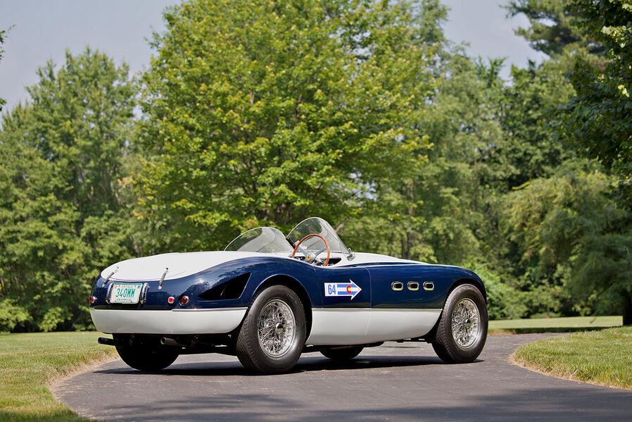... -Auktion von Gooding & Co.: Maserati A6G/2000 von Jamiroquai-Sänger