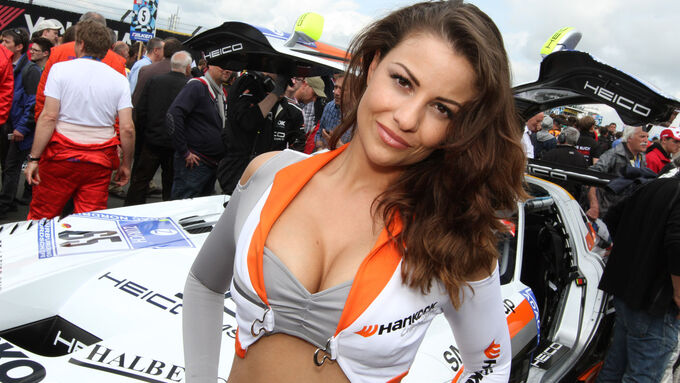 24h Nürburgring 2012 Grid Girls