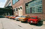 7 Opel, Gruppenbild, Heckansicht