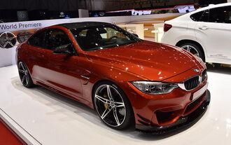 AC Schnitzer BMW M4 Tuning Rennversion