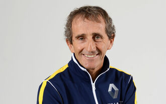 Alain Prost im Interview