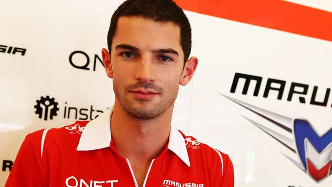 Rossi feiert Debüt in Spa