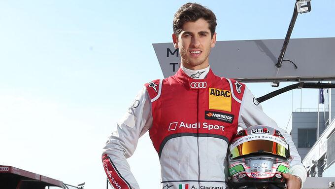 Antonio Giovinazzi im DTM-Audi