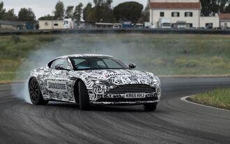 Aston Martin DB11, Fahrbericht, 04/2016