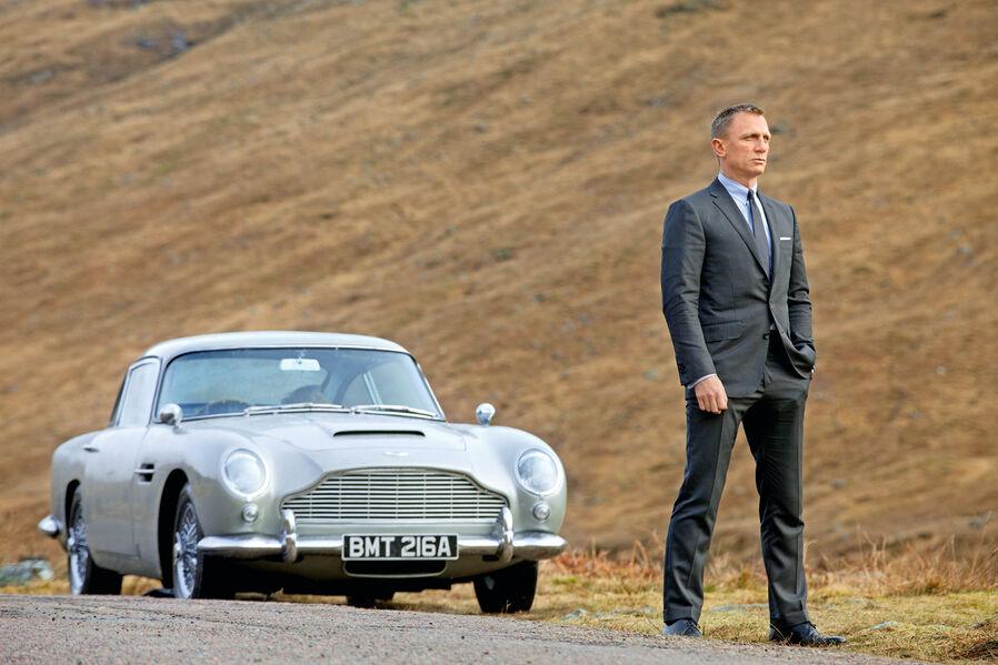 最亲民的Aston Martin - 晨枫 - 晨枫小苑