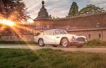 Aston Martin DB6, Seitenansicht