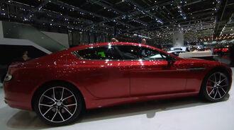 Aston Martin Rapide S (2013)
