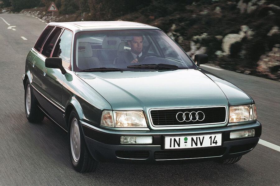 Audi 80 B4 Typ 8c Auto Motor Und Sport