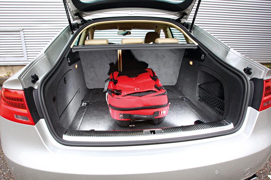 Audi A5 Sportback 1.8 TFSI im Test: Gefühlsmäßig voll motorisiert ...