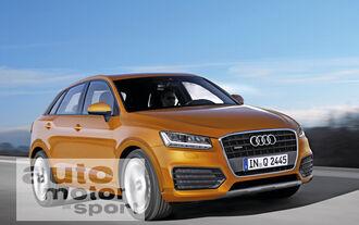 Audi-Neuheiten, Audi Q2