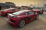 Audi R8 V10 plus Le Mans