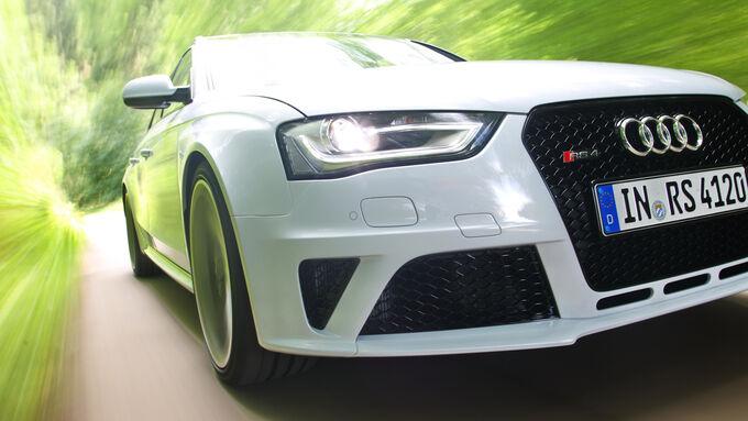 Audi RS4 Avant, Kühlergrill