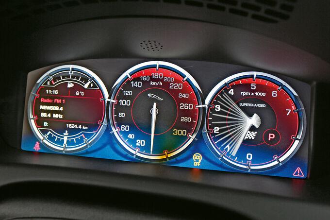 Aufladungskonzepte, SPA 10/15, Jaguar XJ R