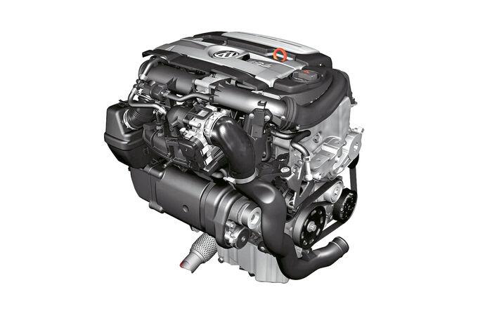Aufladungskonzepte, SPA 10/15, VW Polo GTI