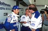 Ayrton Senna  Adrian Newey -  Formel 1 1994