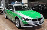 BMW 3er Polizei
