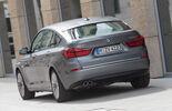 BMW 530d GT, Heckansicht