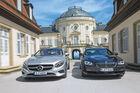 Luxus-Coupés im Vergleich