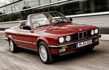 BMW Dreier E30 Cabriolet, Frontansicht