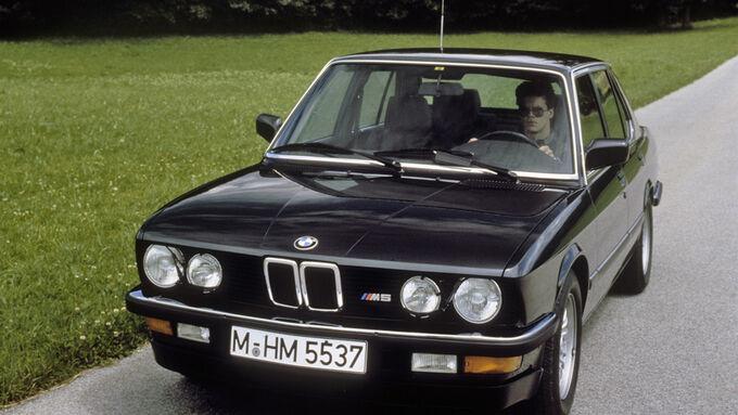 bmw m5 ist das auto der woche so dezent kann sportwagen sein auto motor und sport. Black Bedroom Furniture Sets. Home Design Ideas