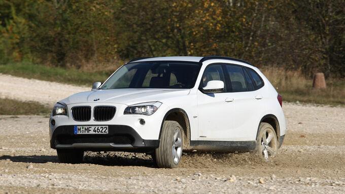 BMW X1 x-Drive 20d