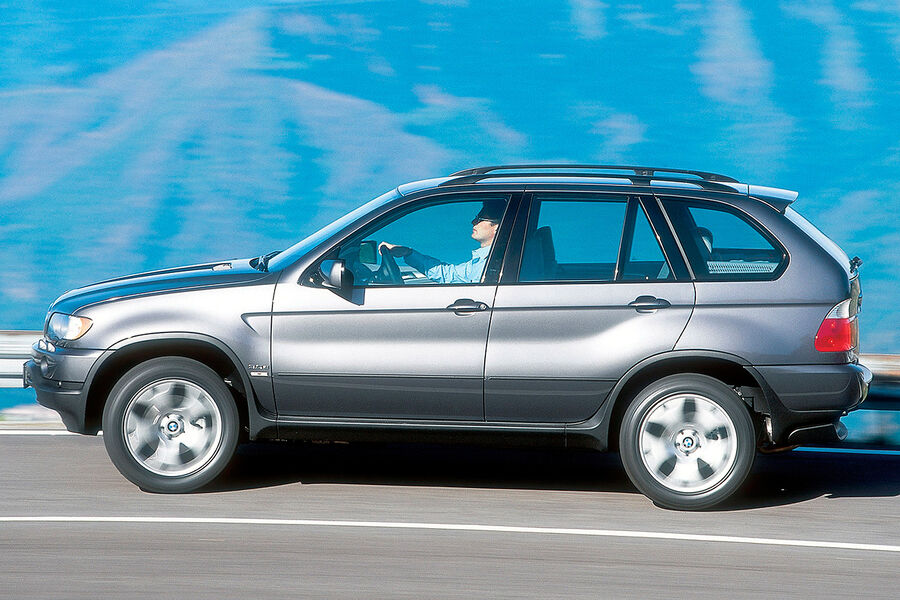 1999 BMW X5 4.4i E53 related infomation,specifications - WeiLi ...