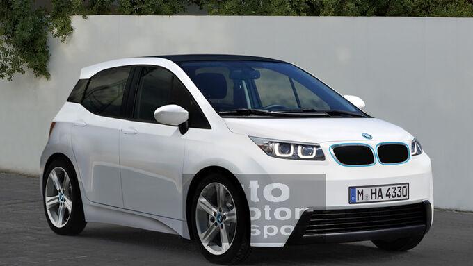 bmw i3 elektroauto kleinwagen kommt ohne stahl aus auto. Black Bedroom Furniture Sets. Home Design Ideas