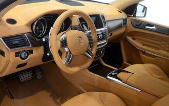 BRABUS B63S - 700 WIDESTAR Mercedes GL 63 AMG