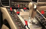 Bediensystem Porsche Panamera