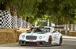 Bentley Continental GT3, Frontansicht, GT3-Rennsport