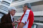 Interview mit Bernie Ecclestone
