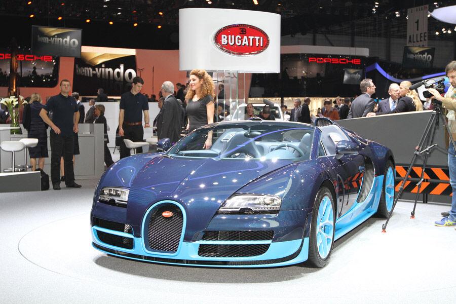bugatti veyron 16 4 grand sport vitesse kr nung der veyron sch pfung auto. Black Bedroom Furniture Sets. Home Design Ideas