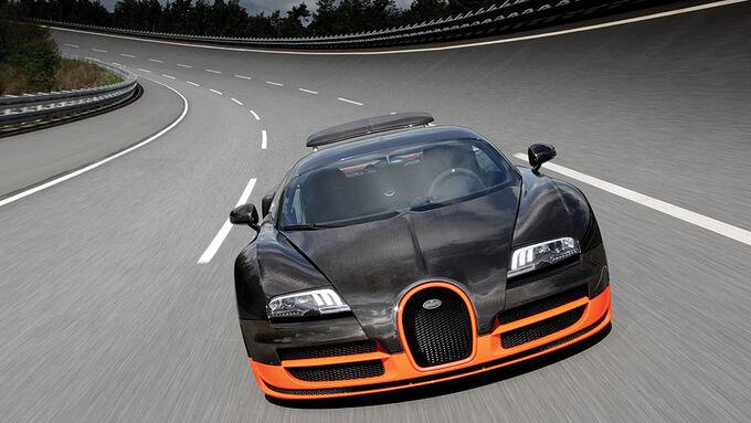 bugatti veyron super sport holt guinness weltrekord schnellster stra ensport. Black Bedroom Furniture Sets. Home Design Ideas