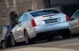 Cadillac ATS Coupé 2.0 Turbo AWD, Heckansicht