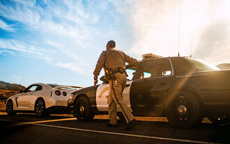 California Highway Patrol, Impression