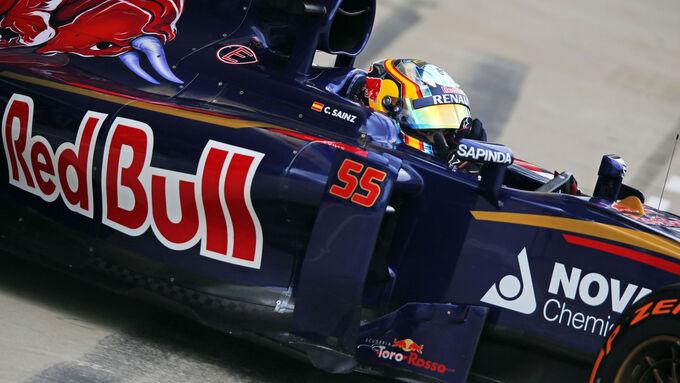 Das Toro Rosso-Rätsel