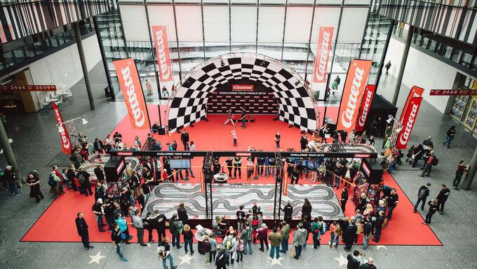 Carrera Challenge Tour 2015 - Finale - Stuttgart