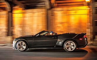Chevrolet Camaro Tests Auto Motor Und Sport