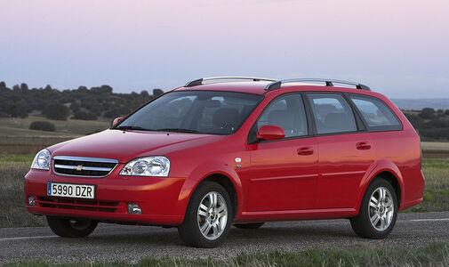 Chevrolet Nubira, Kombi, 2008