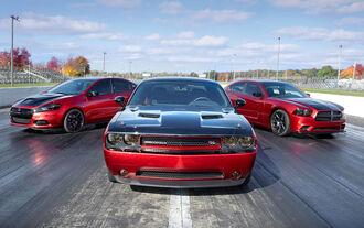 Chrysler Studien Mopar Sema 2013