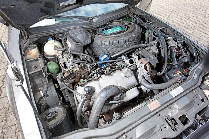 Citroën CX 25 TRD Turbo 2 Break im Fahrbericht Großes Kino mit 2 m ...