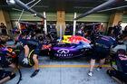 Red Bull mit Außenseiterchancen